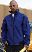 Result | R124X | 3-Lagen Softshell Ripstop Workwear Jacke