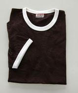 CLIQUE |  029314 | Nome Unisex T-shirt / Gr. S / schwarz/weiss / Ausverkauf