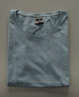 James & Nicholson | JN 802 / Damen Workwear T-Shirt / Gr. L / hellbau / Ausverkauf