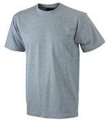 James & Nicholson | JN 920 | Herren T-Shirt mit Brusttasche