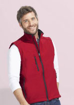 Sol's | 25.6601 | Rallye Men | Softshell Gilet