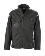 James & Nicholson | Workwear Sommer Softshell Jacke | JN 844