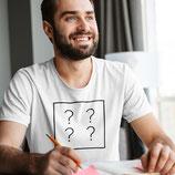 ONEBEAR   T-Shirt - Fragezeichen