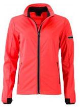 James & Nicholson | Damen 3-Lagen Sport Softshell Jacke | JN 1125
