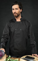 Premier | PR657 | Long sleeve chef's jacket