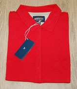 Harvest | Roseville Ladies Pique 2125022 / Damen Poloshirt / Gr. XL / red  / Ausverkauf