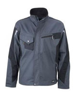 James & Nicholson | Workwear Jacke | JN 821
