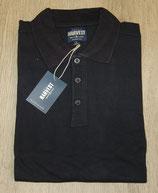 Harvest | American Polo Pique Men / Herren Poloshirt / Gr. L / navy / Ausverkauf