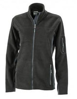 James & Nicholson | Damen Workwear Microfleece Jacke | JN 841