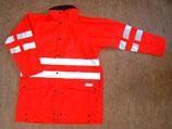Wikland | 9262 | Regenjacke / Gr. L / orange / Ausverkauf