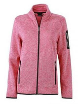 James & Nicholson | JN 761 | Damen Strickfleece Jacke