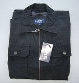 Harvest | Dellroy / Herren Jacke / Gr. L / black / Ausverkauf