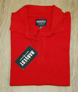 Harvest | American Polo Ladies 1025019 / Damen Poloshirt / Gr. M / red  / Ausverkauf