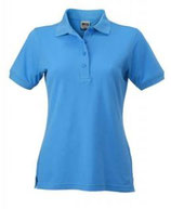 James & Nicholson | Damen Workwear Piqué Polo | JN 829