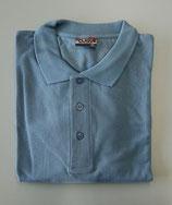 Clique | LINCOLN | Poloshirt / Gr. XL / taubenblau / Ausverkauf