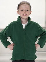 Russell | Kinder Fleece Jacke | 870B