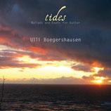 """CD """"Tides"""" von Ulli Bögershausen feat. Simon Wahl"""