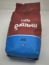 Gallitelli Caffé Decaffeinato