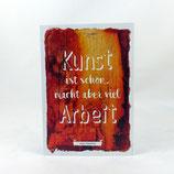 "Lesezucker Artprint ""Scheinfarben"""
