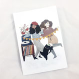 Lesezucker Artprint von Lea Melcher