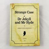 """Notizbuch """"The Strange Case of Dr Jekyll & Mr Hyde"""" von Slow Design"""