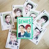 """""""Autoren-Genies""""-Spielkarten - Laurence King Verlag"""