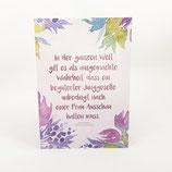"""Lesezucker Artprint """"Jane Austen"""" aus der """"Very British"""" Schmökerbox"""