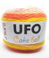 Ufo Cakeball orange