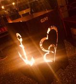 Fire ton - Feuertonne