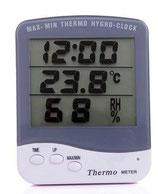 Mini Max Thermo- Hygrometer