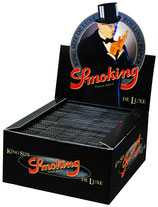 Smoking King Size Black