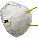 3M Partikelmaske mit Ventil