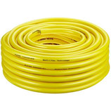 Wasserschlauch gelb 25mm Tricoflex
