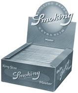 Smoking King Size Silber