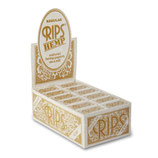 Rips Rolls Regular Hemp Braun