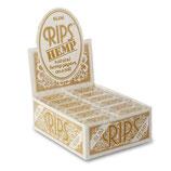 Rips Rolls Slim Hemp Braun