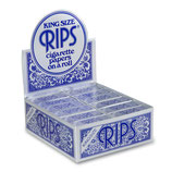 Rips Rolls King Size Blau
