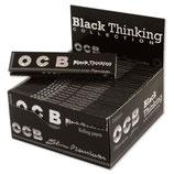 OCB Slim King Size Schwarz