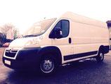Transporter XXL Euro 6 Klima/Kamera Laderaum: L 4070mm B 1872mm H 1930mm 7,5L auf 100 Kilometer SORTIMO-SYSTEM