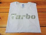 "T-shirt ""Turbo"" Renault années 80"