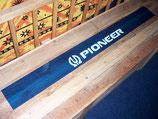 """Bandeau pare-soleil """"Pioneer"""" bleu transparent"""