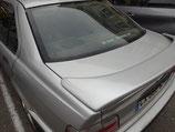 """Bandeau autocollant """"De série : Freinage ABS"""" de lunette arrière BMW E36"""