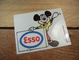 """Autocollant """"Mickey Esso"""""""