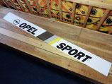 """Pare-soleil """"Opel sport / motor sport"""""""