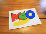 "Autocollant radio ""M40"" (1992-1994)"