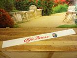 """Bandeau pare-soleil autocollant """"Alfa Romeo"""""""