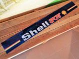 """Bandeau pare-soleil """"Sport Shell"""" bleu transparent"""