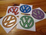"Autocollant logo ""Volkswagen"""