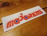 """Autocollant miniatures """"majorette"""" des années 1976-1996"""