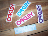 "Autocollant ""Oakley"""
